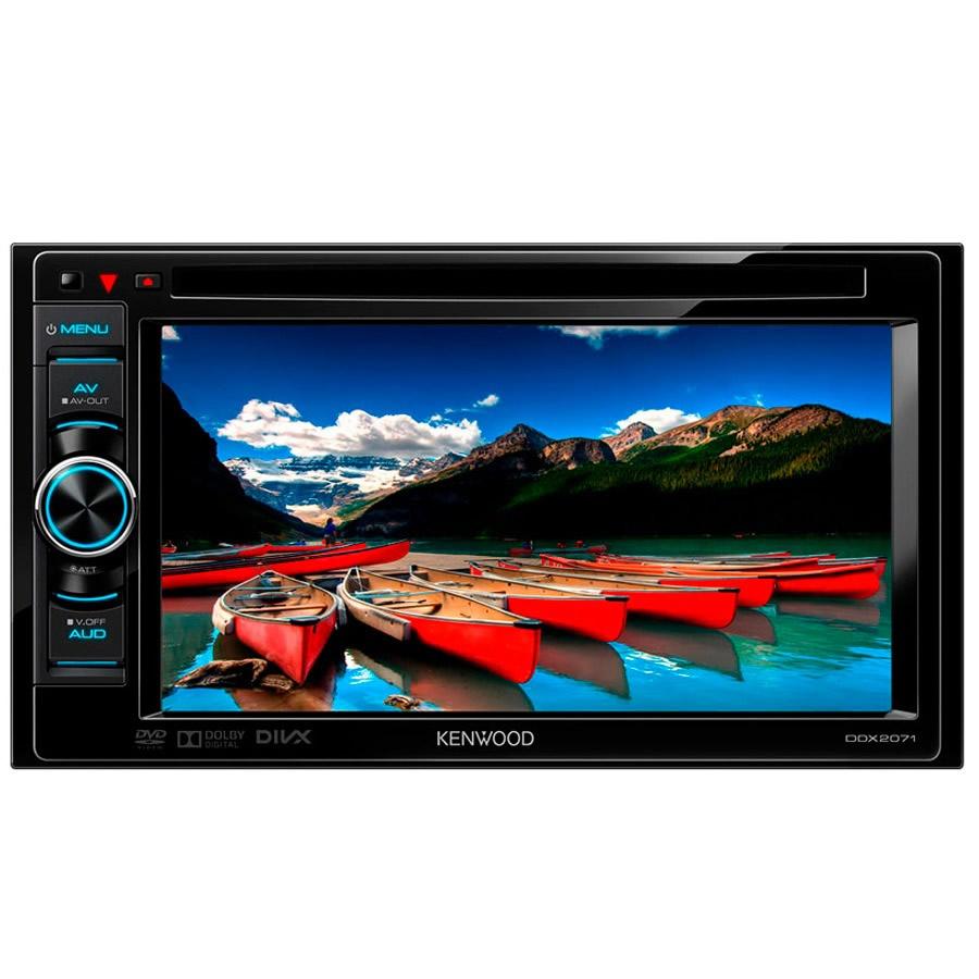 DVD Player Kenwood DDX-2071