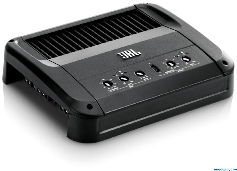 Amplificador 3 CANAIS RCA JBL GTO 3EZ