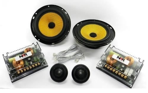 Kit 2 Vias NAR Audio 650-CS-3
