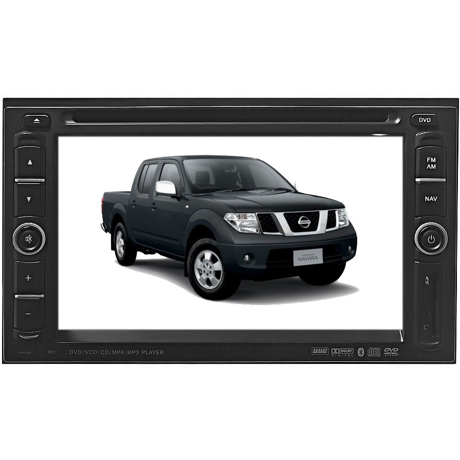 Central Multimidia Nissan HBO-8980NI
