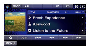 DVD Player Kenwood DDX3071BT