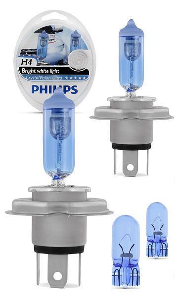 Philips H4 4300k