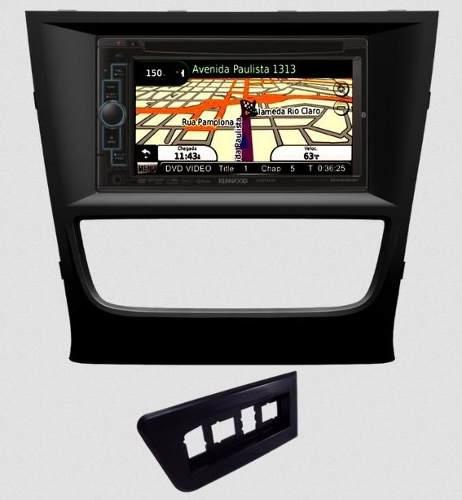 Moldura de Painel DVD 2 Din GOL G6 VOYAGE G6 SAVEIRO G6