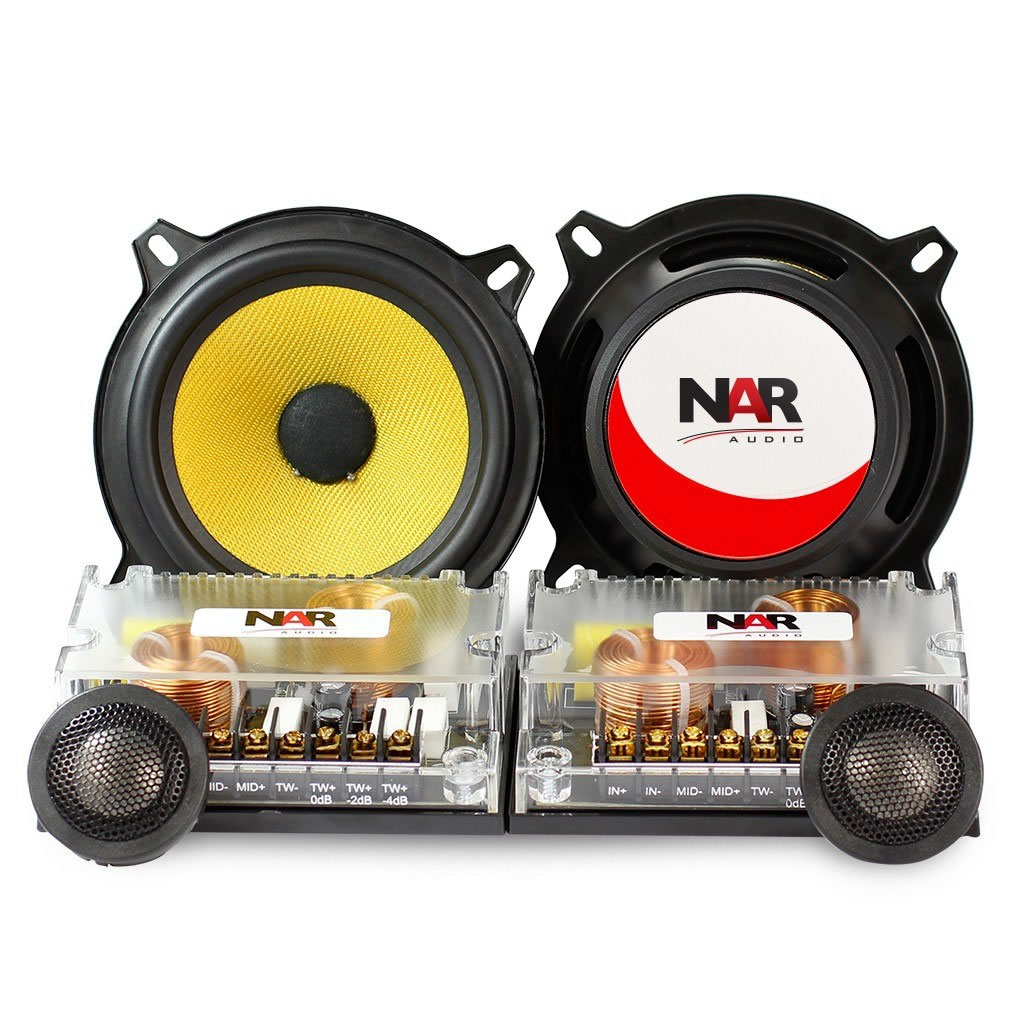 Kit 2 Vias NAR Audio 525-CS-3